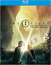 The X-Files: The Complete Fourth Season (Blu-ray Disc)
