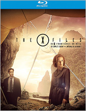 The X-Files: The Complete Seventh Season (Blu-ray Disc)