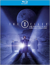 The X-Files: The Complete Eighth Season (Blu-ray Disc)