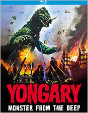 Yongary, Monster from the Deep (Blu-ray Disc)