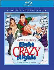 Adam Sandler's Eight Crazy Nights (Blu-ray Disc)