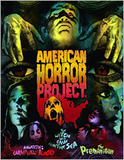 American Horror Project: Volume 1 (Blu-ray Disc)