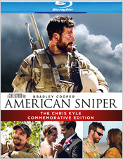 American Sniper: The Chris Kyle Edition (Blu-ray Disc)