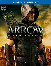 Arrow: Season Four (Blu-ray Disc)