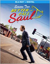 Better Call Saul: Season Two (Blu-ray Disc)