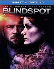 Blindspot: Season One (Blu-ray Disc)