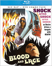 Blood and Lace (Blu-ray Disc)