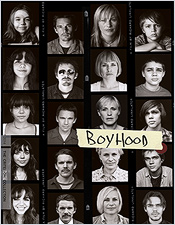 Boyhood (Criterion Blu-ray Disc)