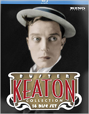 The Buster Keaton Collection (Blu-ray Disc)