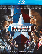 Captain America: Civil War (Blu-ray Disc)