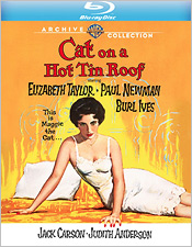 Cat on a Hot Tin Roof (Blu-ray Disc)