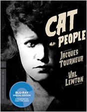 Cat People (1942 - Criterion Blu-ray)