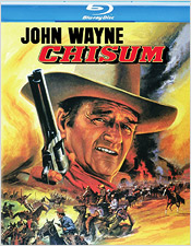 Chisum (Blu-ray Disc)