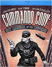 Commando Cody (Blu-ray Disc)