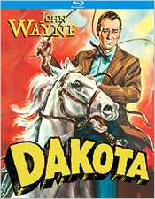Dakota (Blu-ray Disc)