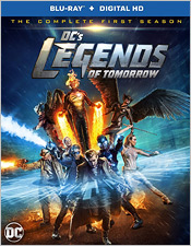 DC's Legends of Tomorrow (Blu-ray Disc)