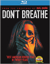 Don't Breathe (Blu-ray Disc)