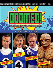Doomed: Roger Corman's Fantastic Four (Blu-ray Disc)
