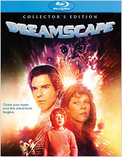 Dreamscape: Collector's Edition (Blu-ray Disc)