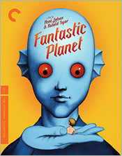 Fantastic Planet (Criterion Blu-ray Disc)