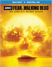 Fear the Walking Dead: Season Two (Blu-ray Disc)