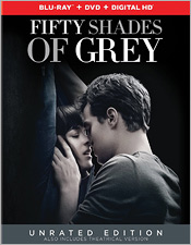 Fifty Shades of Grey: Unrated Edition (Blu-ray Disc)