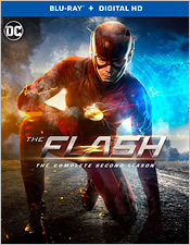 The Flash: Season Two (Blu-ray Disc)