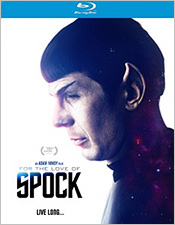 For the Love of Spock (Blu-ray Disc)
