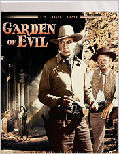 Garden of Evil (Blu-ray Disc)