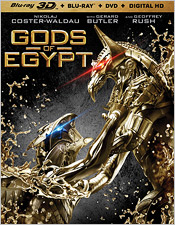 Gods of Egypt (Blu-ray 3D)