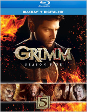 Grimm: Season Five (Blu-ray Disc)