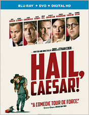 Hail, Caesar! (Blu-ray Disc)