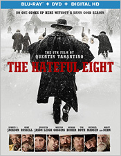 The Hateful Eight (Blu-ray Disc)