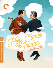 Here Comes Mr. Jordan (Criterion Blu-ray Disc)
