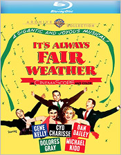It's Always Fair Weather (Blu-ray Disc)