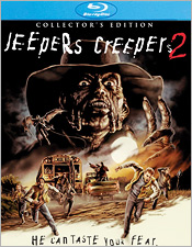 Jeepers Creepers 2: Collector's Edition (Blu-ray Disc)