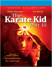 The Karate Kid, Part III (Blu-ray Disc)
