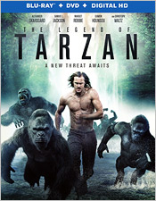 The Legend of Tarzan (Blu-ray Disc)