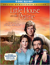 Little House on the Prairie: Season Nine (Blu-ray Disc)