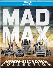 Mad Max High Octane Collection (Blu-ray Disc)