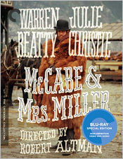 McCabe & Mrs Miller (Criterion Blu-ray Disc)