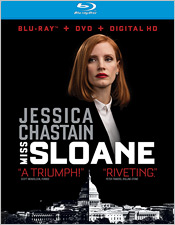 Miss Sloane (Blu-ray Disc)