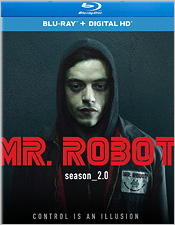 Mr. Robot: Season 2.0 (Blu-ray Disc)
