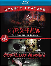 Never Sleep Again/Crystal Lake Memories (Blu-ray Disc)