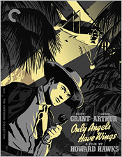 Only Angels Have Wings (Criterion Blu-ray Disc)