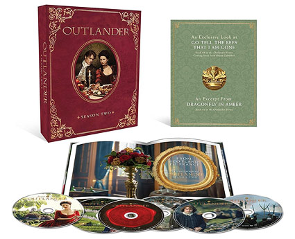 Outlander: The Complete Second Season - Collector's Edition (Blu-ray Disc)