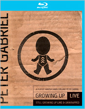 Peter Gabriel: Growing Up Live (Blu-ray Disc)
