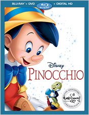 Pinocchio: Signature Edition (Blu-ray Disc)