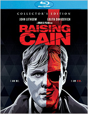 Raising Cain: Collector's Edition (Blu-ray Disc)