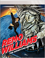 Remo Williams: The Adventure Begins (Blu-ray Disc)